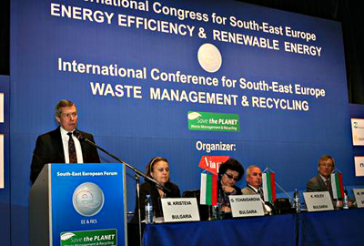 EERES Congress Waste Recycling Conference Sofia 2011