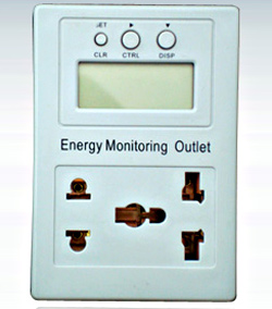 Energy Monitoring Socket