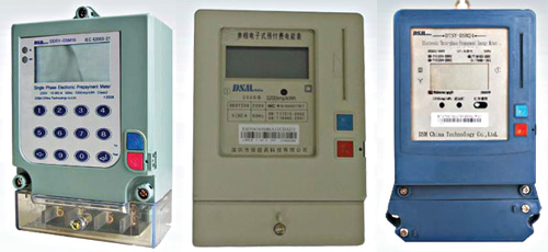 Keypad, Single-phase, Three-phase Prepayment Energy Meter