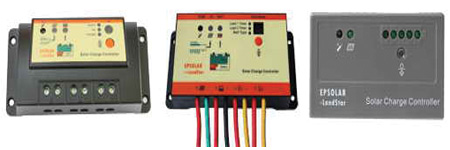 LandStar solar charge controllers